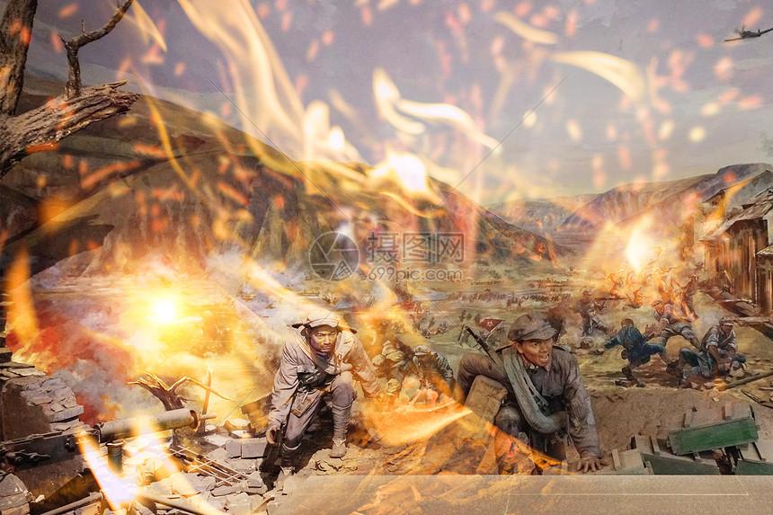 战争演练图片