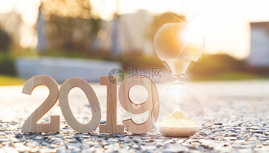 2019沙漏图片