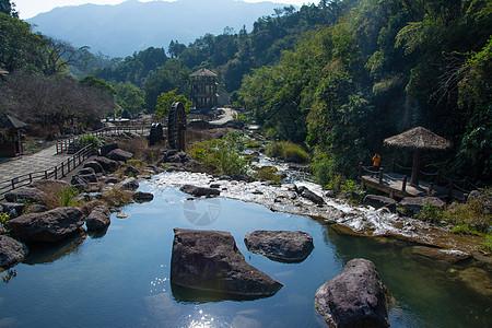 贵州赤水大瀑布风景区图片