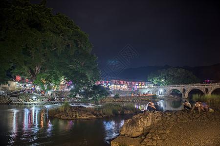 福建福州云水谣景区图片