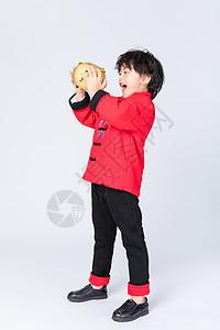 春节新年人像图片