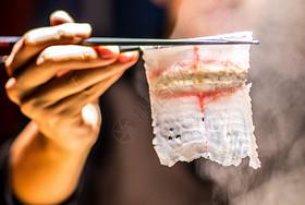 火锅鱼片图片