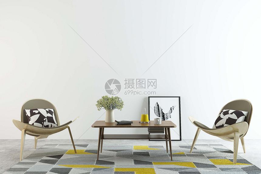 休息区设计图片