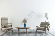 室内桌椅图片