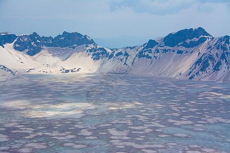 吉林长白山天池图片