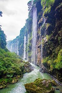 贵州黔西南马岭河峡谷图片