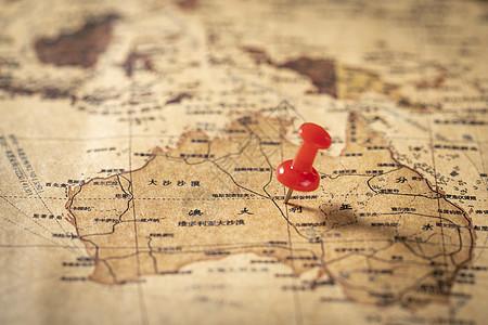 地图地标图片