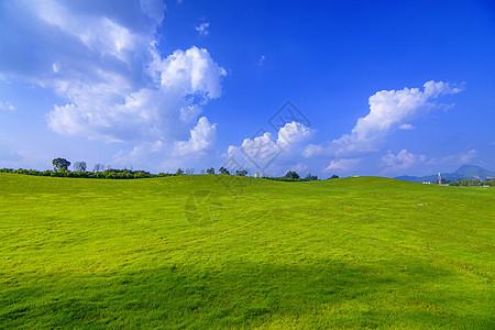 高尔夫练习球场图片