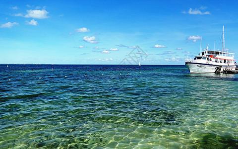 墨西哥尤卡坦半岛加勒比海畔图片