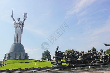 乌克兰基辅纪念碑图片