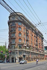 上海诺曼底公寓武康大楼图片