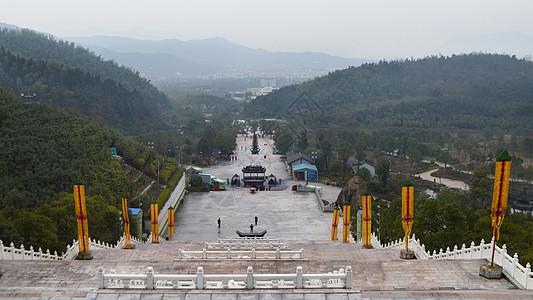 九华山景区地藏王菩萨道场图片