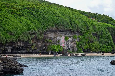 北海涠洲岛火山口地质公园图片