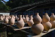 江西景德镇陶瓷烧窑古窑民俗博览区图片