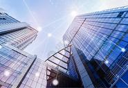金融科技城市图片