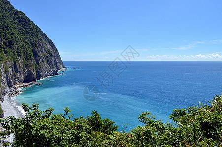 台湾太鲁阁清水断崖图片