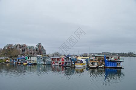 加拿大维多利亚渔人码头图片