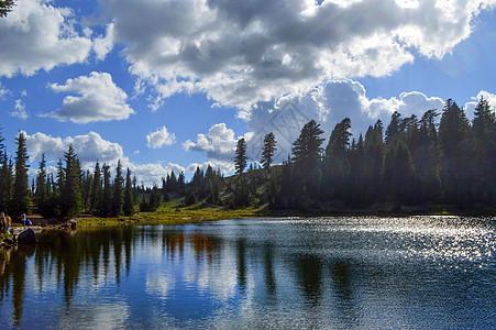 美国西部风光国家公园图片