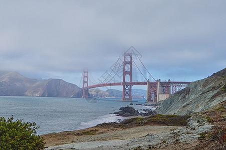 旧金山金门大桥图片