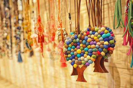 尼泊尔手工艺品图片