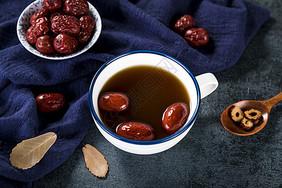 养生红枣汤图片