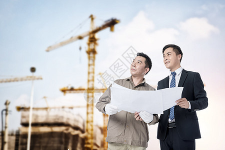 工地建设图片
