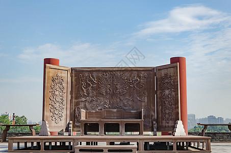 西安大明宫国家遗址公园图片
