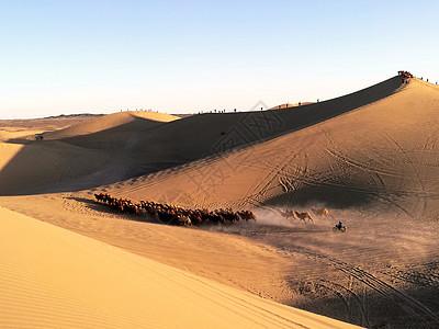 额济纳风光巴丹吉林沙漠图片