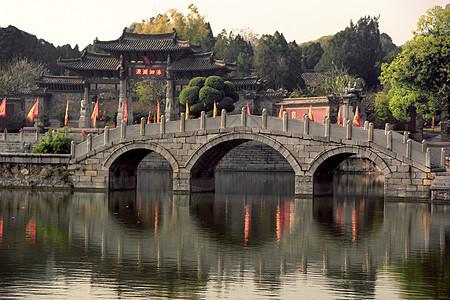 云南建水古城图片