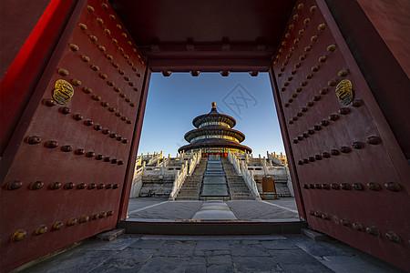 大红门的祈年殿天坛公园图片