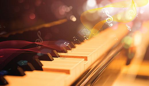 钢琴音乐图片