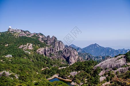黄山秋景图片