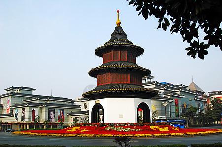 扬州文昌阁图片