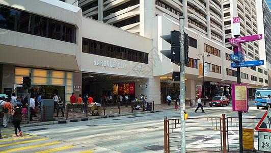 香港海港城购物中心图片