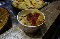 美食街长沙臭豆腐图片