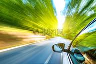 汽车速度感光效501062695图片