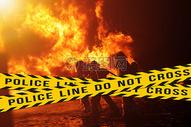 火灾事故图片