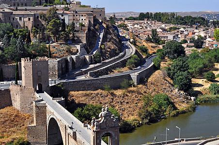 西班牙托莱多阿尔卡萨尔城堡图片
