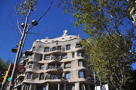 米拉之家La Pedrera图片