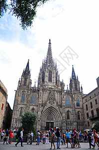 巴塞罗那大教堂 Barcelona Cathedral图片