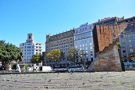 加泰罗尼亚广场Catalunya Square图片