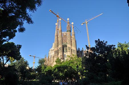 圣家族大教堂 Sagrada Familia图片