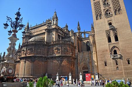 西班牙塞维利亚大教堂Catedral de Sevilla图片