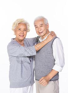 老年夫妻形象图片