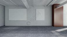 室内海报样机501065277图片