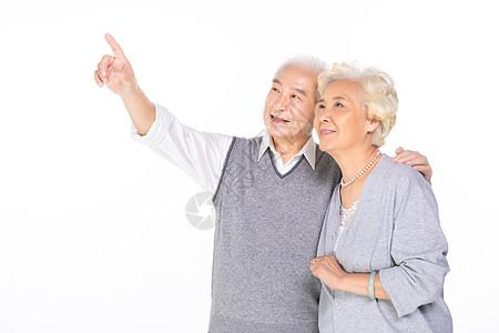 老人美好晚年形象图片