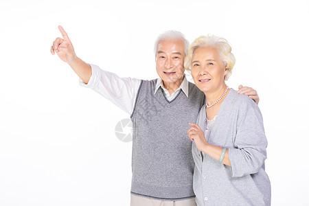 幸福晚年形象图片