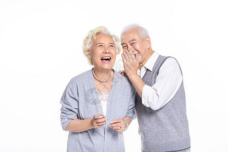 老年人闲言碎语图片