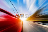 汽车速度感光效501065810图片