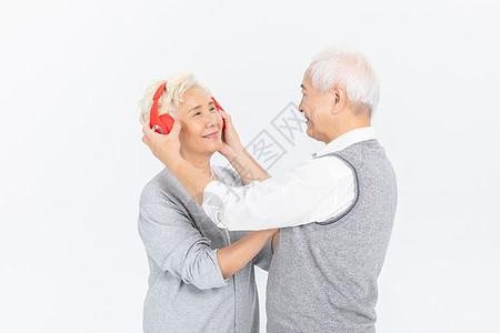 老年夫妻退休生活图片